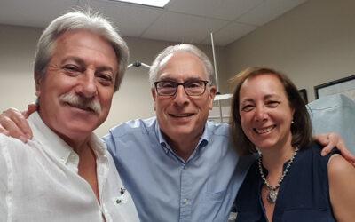 OVL con el Dr. Edward Boshnick's en Miami